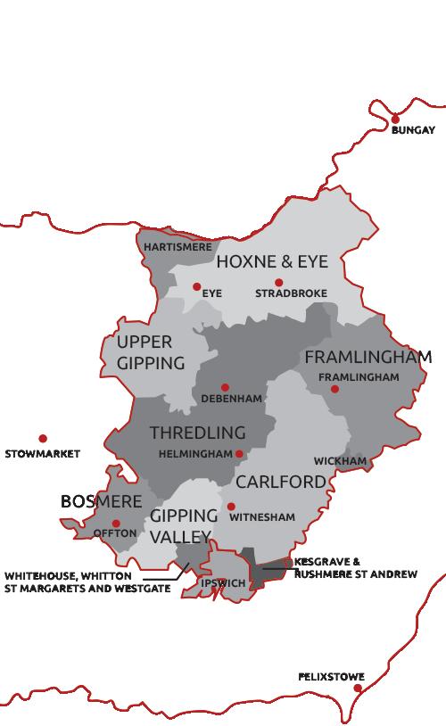 central_suffolk_map